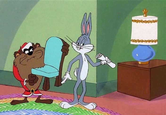 обои bugs bunny и
